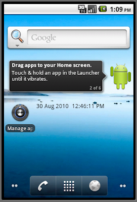 A simple Home Screen App Widget to get Date/Time.