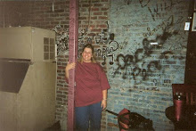 Me in Nashville upstairs at Tootsies