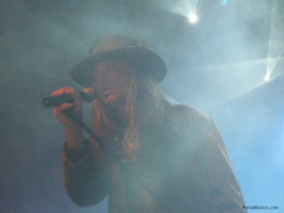 Fields of the Nephilim Coliseu do porto, fevereiro, 2010