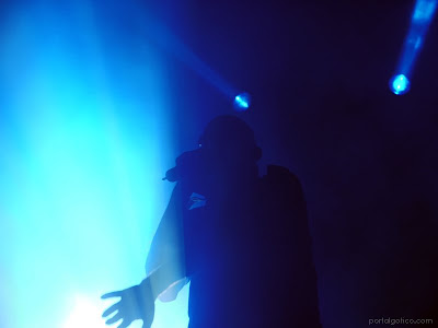 Sisters of Mercy live coliseu lisbon, Andrew Eldritch