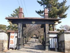 遊行寺黒門