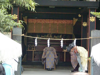 白旗神社例祭