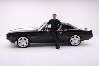 Chip Foose Stiff speed car Car Styling