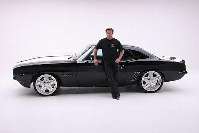 Chip Foose Stiff speed car Car Styling
