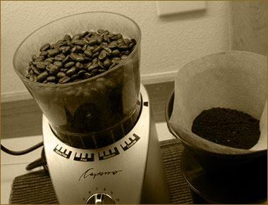 runnerkara coffee grinder