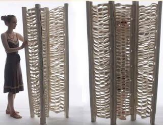 Comparte tus ecoideas va de biombos - Como hacer un biombo ...