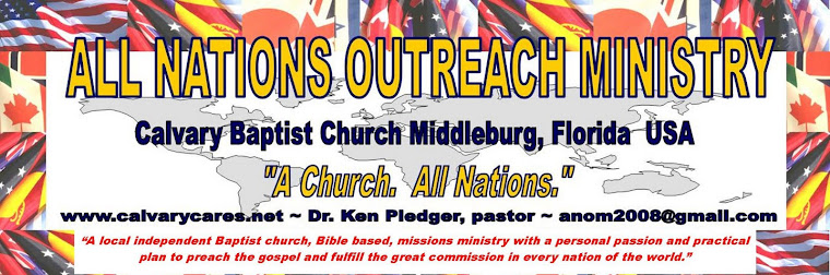 All Nations Outreach Ministry