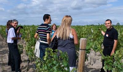 Organisation incentive Bordeaux