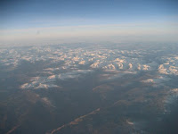 50,000 feet above Mongolia