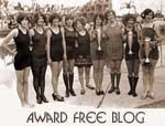 AWARD FREE/TAG FREE BLOG