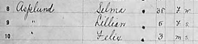 Asplund family on the Carpathia passenger list of Titanic Survivors