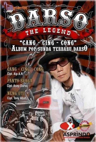 Album Pop Sunda Darso - Musick Gallery - Zona Musik Indonesia