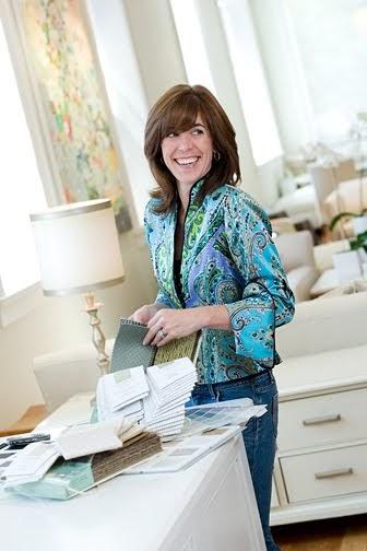 Gold Cage Favorite Designer Sarah Richardson