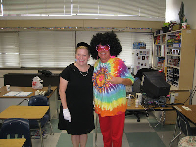 Decade Day Ideas http://funwithjd.blogspot.com/2008/10/decade-day.html