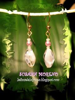 pendientes perlas farola