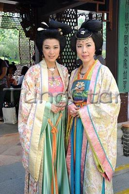 Michelle Yim, Susanna Kwan, Lau Sam Ho