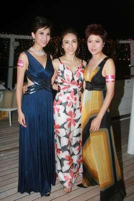 Ada Choi, Gigi Lai, Maggie Siu