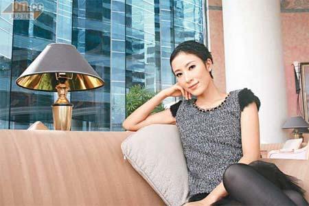 Tavia Yeung The Rippling Blossom TVB