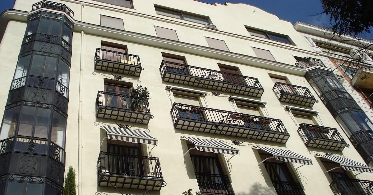 Madrid art dec rosales 14 for Arquitectura franquista