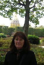 Garden at Rodin Museum