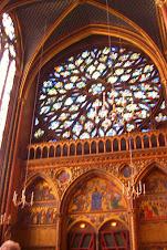 Sainte- Chapelle, Paris