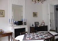 Paris Apartment Dining Room
