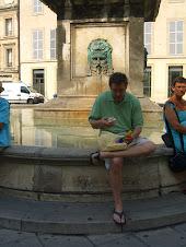 Terry in Arles