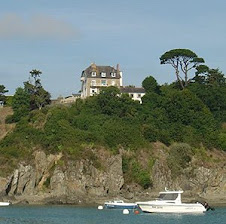 """""""Le Hoc"""" Our  house in Cancale, Brittany"""