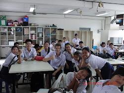 In einer Klasse