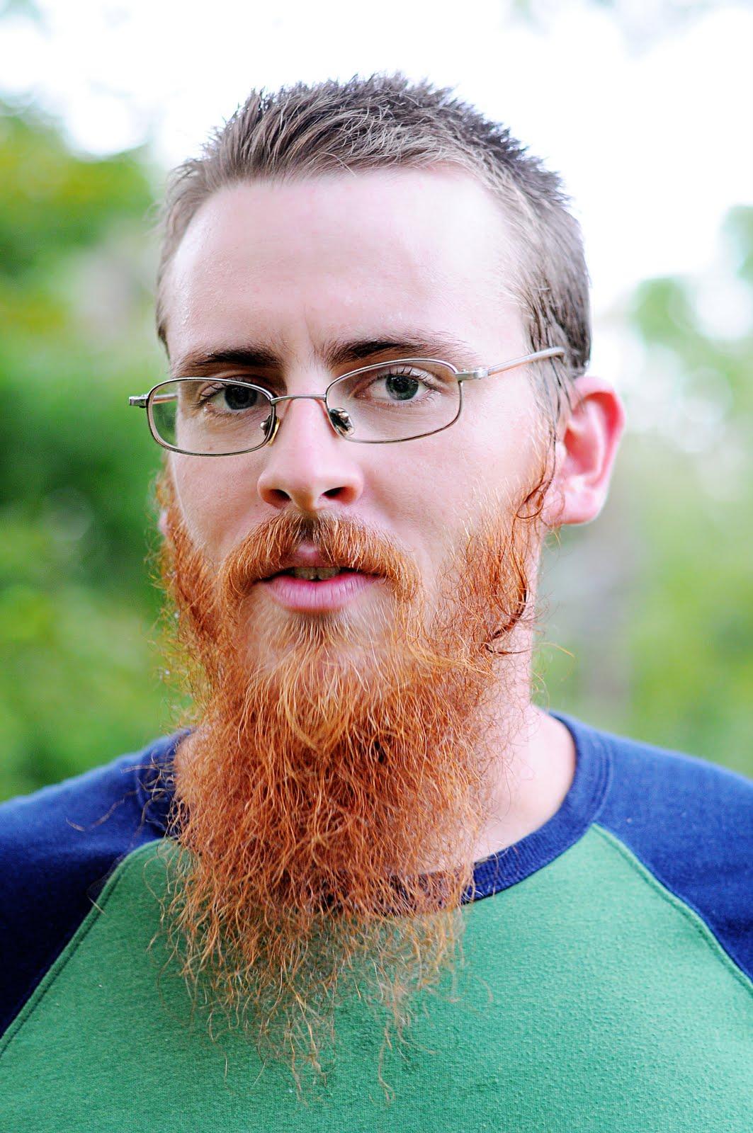 Chin Curtain Beard Grandpa's beard: established