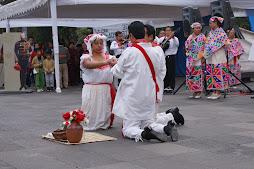 Imágenes del Segundo Festival Cultural en Defensa de Teotihuacán