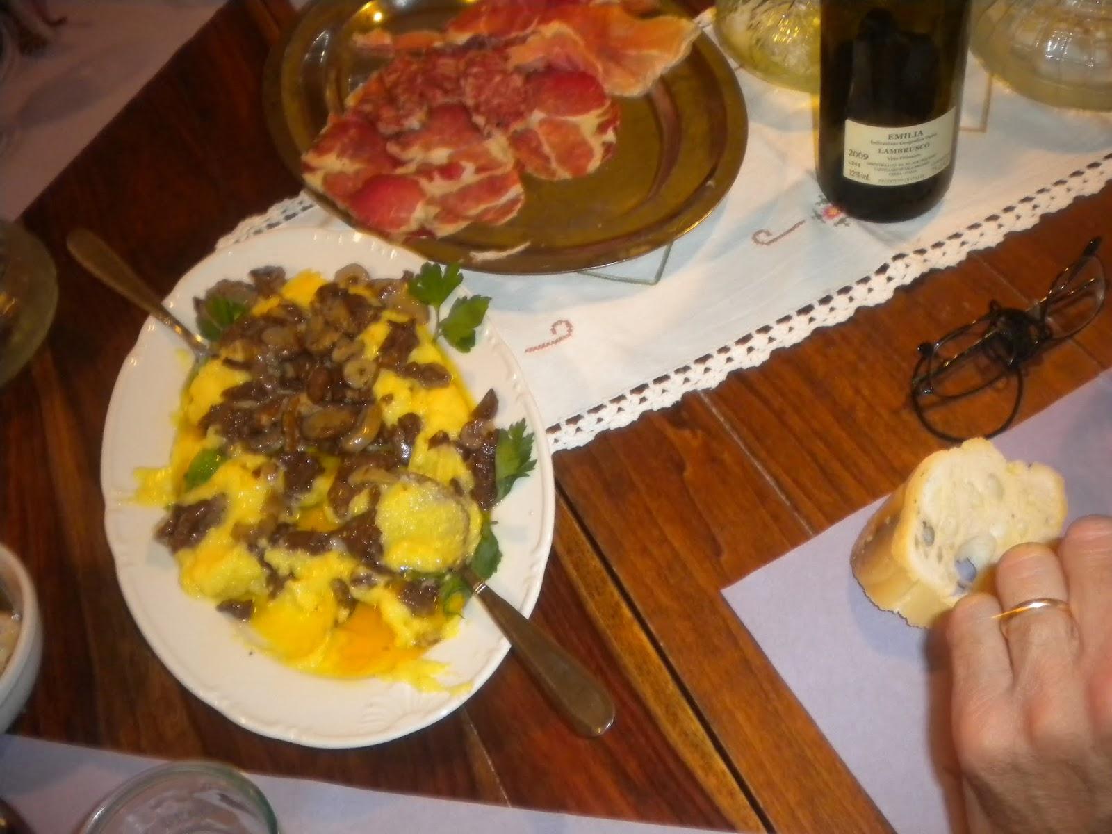 Gustibarbarialristorante salsomaggiore terme xii - Cucina in simpatia ...