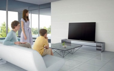marketing sony bravia 3dtv Sony bravia 3d hdtvs now available for pre  for an easy connection to broadband home networks to access sony's bravia internet video  integrated marketing.