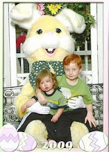 HAPPY EASTER CONNOR AND COOPER