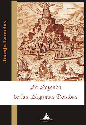 La leyenda de las lágrimas doradas, de Juanjo Lamelas