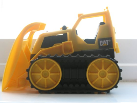 toy cat truck