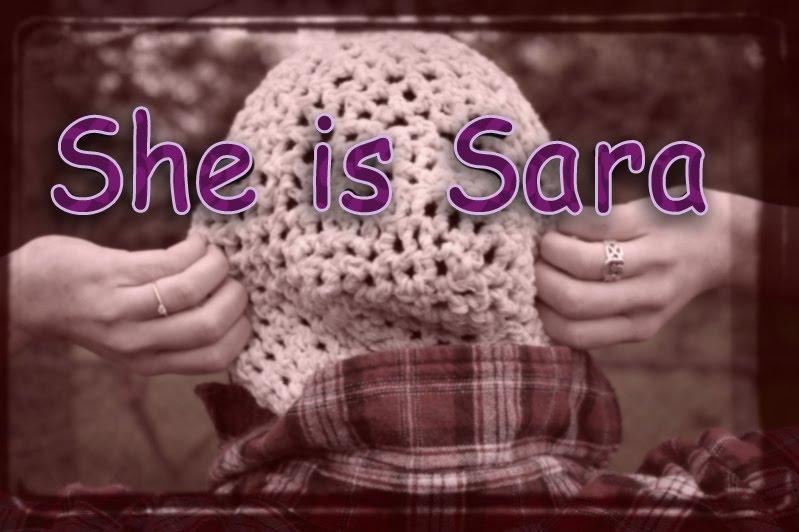 She is Sara