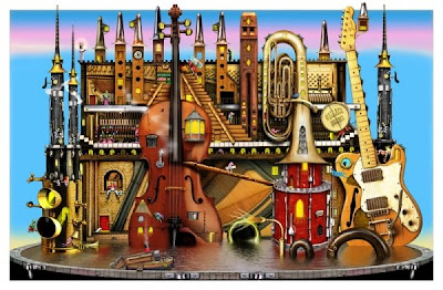 Colin Thompson's Music Castle