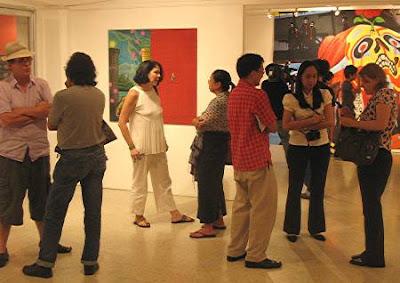 Under my skin, Asialink touring exhibition