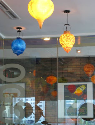function room of Burgoo American Bar and Restaurant, The Podium