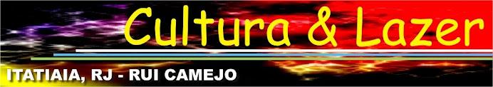 Cultura e Lazer - Rui Camejo (Itatiaia, RJ)