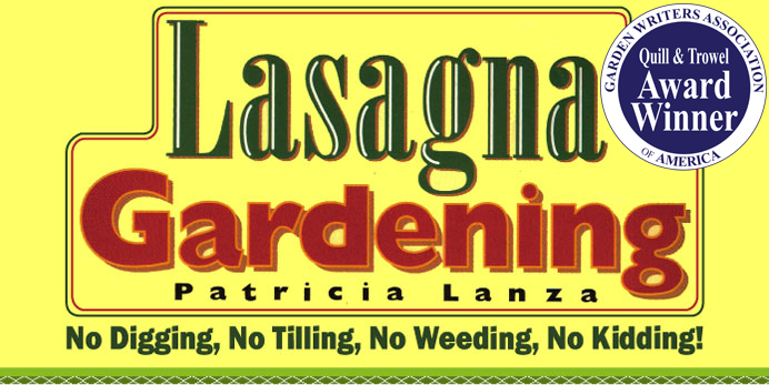 Lasagna Gardening