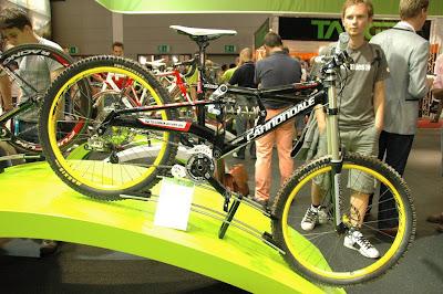 Cannondale on Hagoromo  Cannondale   Eurobike 2008