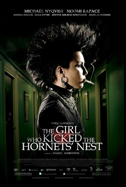 Thiếu Nữ Báo Thù - The Girl Who Kicked The Hornet's Nest (2009) Poster
