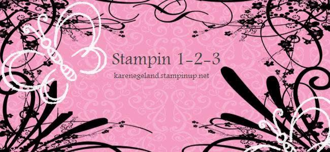 Stampin' 1-2-3