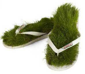 krispy_kreme_grass_flip_flo - Tsinelas - Tira-Pasagad | Saksak-Sinagol