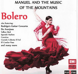 Manuel and the Music of the Mountains - Bolero