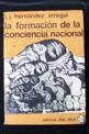 LA FORMACIÓN DE LA CONCIENCIA NACIONAL