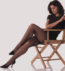 women who love wearing pantyhose