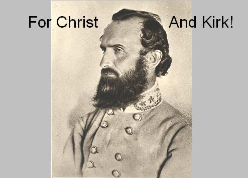 For Christ and Kirk!
